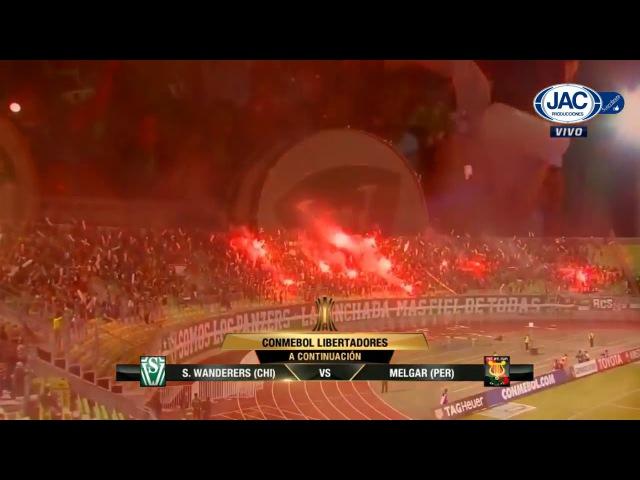Santiago Wanderers/CHI 1x1 Melgar/PER - Pré Libertadores 2018