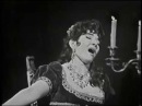 Maria Callas sings Puccini Tosca 'Vissi d'Arte' at Covent Garden 1964