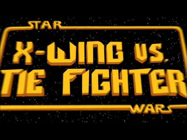 STAR WARS X-Wing vs TIE Fighter - Balance of Power Campaigns