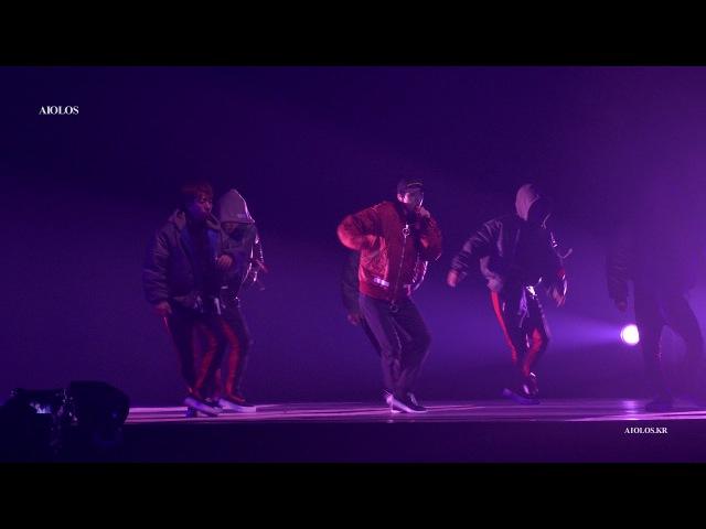 171124 The EℓyXiOn - sehun solo performance
