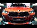 2018 BMW X2 - Exterior Interior Walkaround - Debut at 2018 Detroit Auto Show