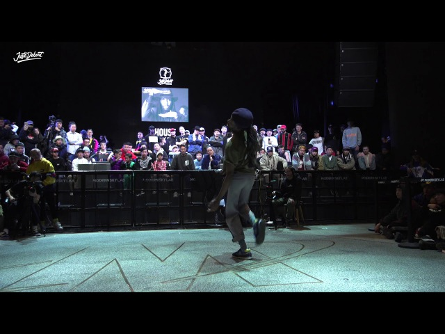 Rickysoul Judge Demo|Juste Debout China 2018