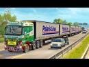 ROAD TRAIN LONG Trailer ETS2 Euro Truck Simulator 2