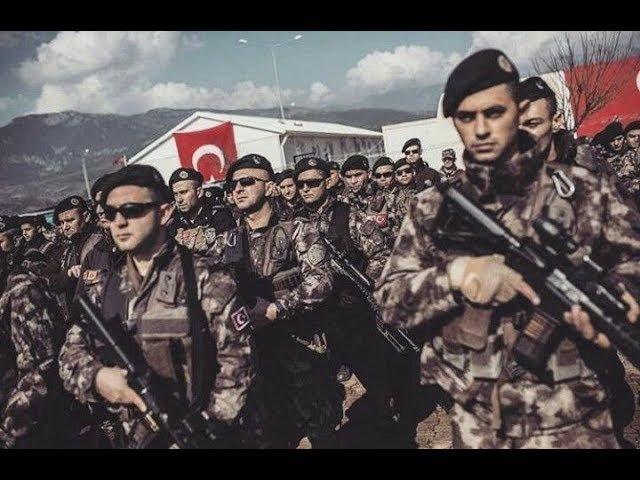 Polis Özel Harekat - Afrin Operasyonu ÖZEL   Video Klip!