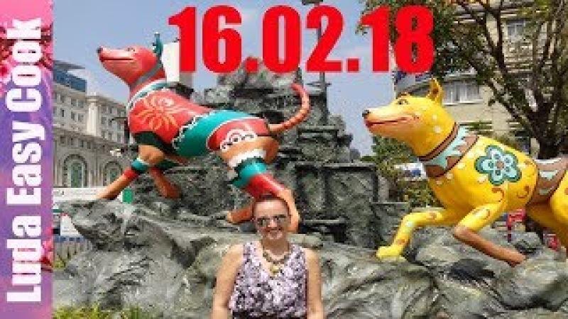 ВЬЕТНАМСКИЙ НОВЫЙ ГОД 2018 Вьетнам влог LUNAR NEW YEAR 2018 VIETNAM TET FOOD TRAVEL CHANNEL