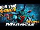 Miracle- [Weaver] Non Stop Gangs Crazy Human - Dota 2 Patch 7.0