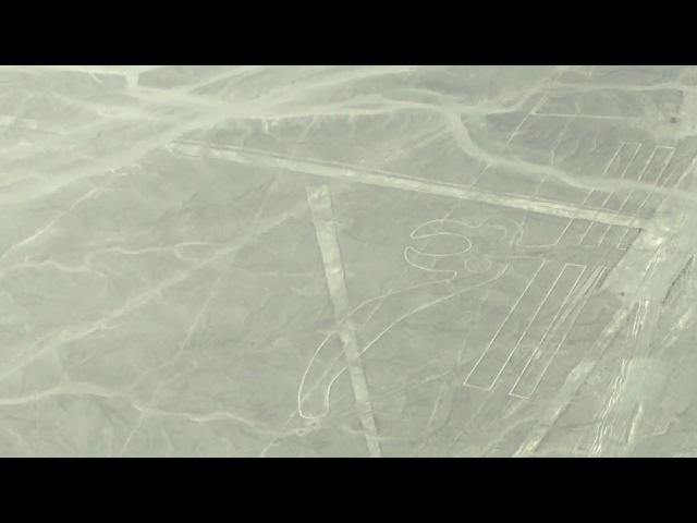 Линии Наски в Перу: загадочные геоглифы в пустыне