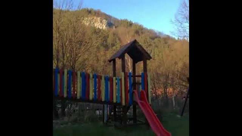Bran Transylvania Mystic Camp location