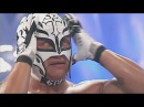 WWE Batista Vs. Rey Mysterio - Smackdown August 31, 2007 [Full Match] HD