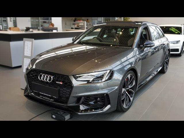 2018 Audi RS4 Avant 2.9 TFSI quattro  