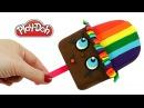 Плей До пластилин МОРОЖЕНОЕ ШОПКИНС Поделки для детей из пластилина Play Doh Ice Crea...
