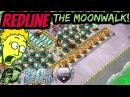 Boom Beach REDLINE - THE MOONWALK! - You will watch this again and again - An MFA Short