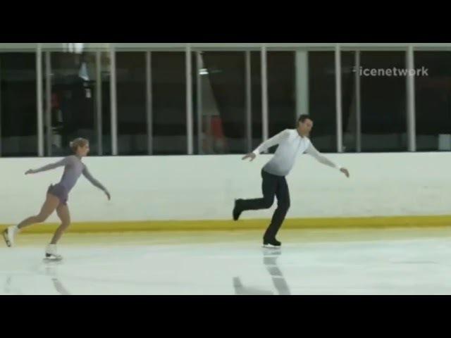 Alexa SCIMECA KNIERIM Chris KNIERIM USA US International Skating Classic 2017