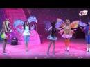 Приключения Винкс Winx - Мюзикл
