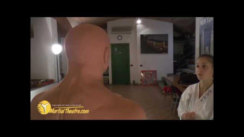 Miky karate VS Bob pt1 free preview