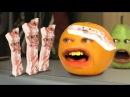 Надоедливый Апельсин - «Дерзкий бекон» 125 серия Озвучка NewStation