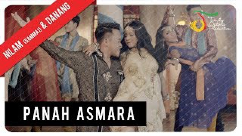 Nilam (Gamma1) Danang - Panah Asmara | Official Video Clip