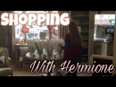 Shopping with Hermione || What's in my Handbag / Haul