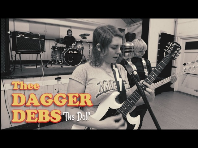 'The Doll' Thee Dagger Debs bopflix sessions BOPFLIX