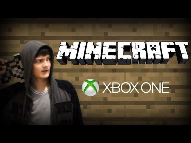 Блогер GConstr заценил! Minecraft News 7 Minecraft на Xbox one. От Den Schmalz