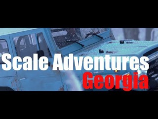 Scale Adventures Georgia travel RC