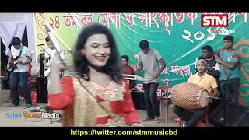 Bondu TomI - Bangla Folk Song - Bangla New Song 2018 - Baul Bari Music