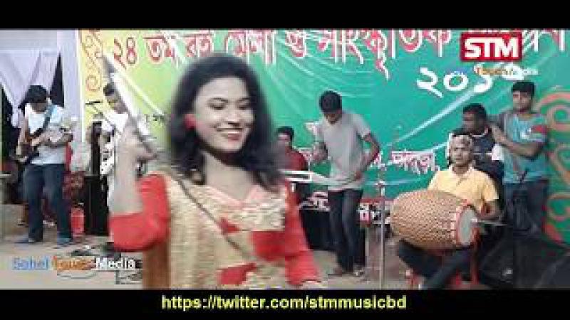 Bondu TomI - Bangla Folk Song - Bangla New Song 2018 - Baul Bari Music