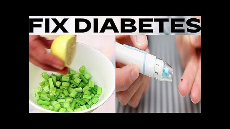 CURE DIABETES : Only 2 Ingredients Say Good Bye to Diabetes Forever