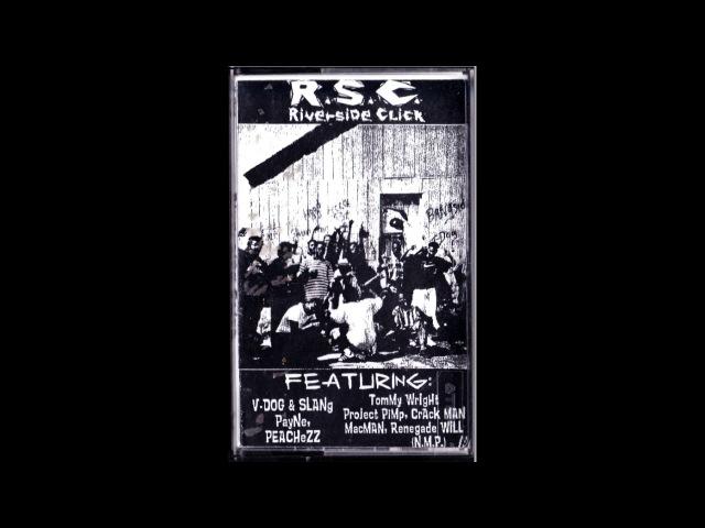 Riverside Click - Runnin In Da Wind [Full Tape]