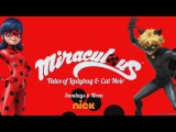 Miraculous Ladybug Alternate Theme Karaoke Instumental Lyrics