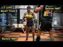MUAY THAI KILLER - BUAKAW Banchamek / БУАКАВ - тренировка чемпиона