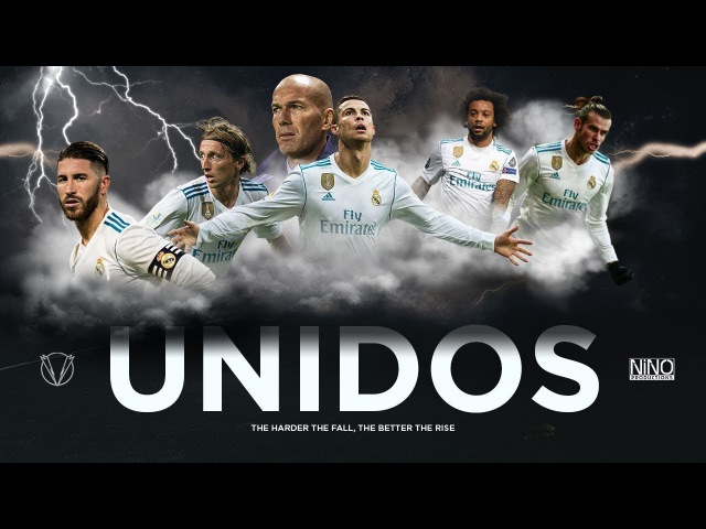 Real Madrid vs PSG - UCL Promo 14/02/2018   UNIDOS   HD