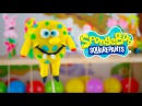 HOW TO SpongeBob ! DIY Easy Toohee GIFTS for Friends and Family ! 11 - SpongeBob