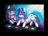 Vinyl Scratch x Octavia Melody ~ Everytime we touch