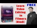Learn Video Editing in 7 Minutes - Filmora(Hindi)-RAJPUT ART STUDIO
