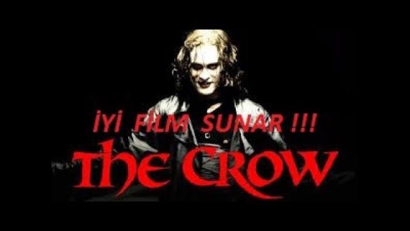 Ölümsüz aşk ..karga 1 the crow ..abone olmayı unutmayınız..