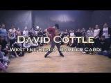 David Cottle    West1ne Remix - Bartier Cardi    WWDC WEEKEND 13-14 Jan. 2018, Moscow