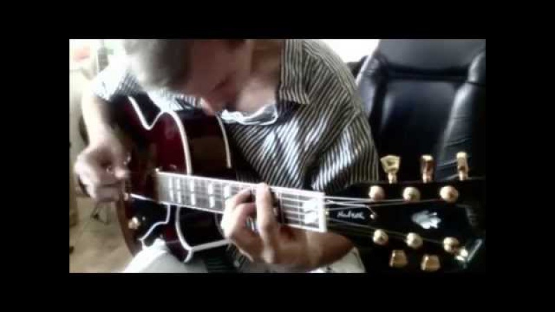 Woman In Love - Barbra Streisand - Acoustic Fingerstyle Guitar Cover by Charlie Kager