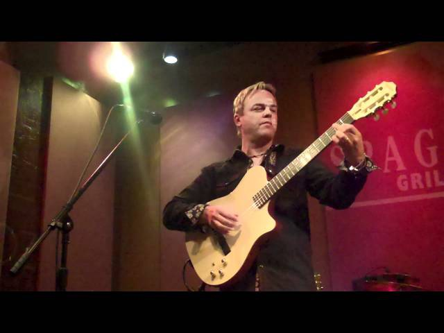 Steve Oliver performs Sojourn Live at Spaghettini's