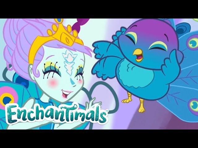 Enchantimals Россия | Enchantimals Анимация Компиляция | Стоп-кадр