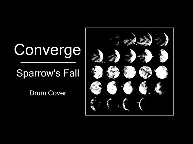 Maxim Prokofyev - Converge - Sparrow's Fall (Drum Cover)