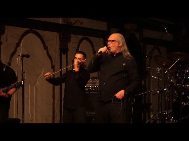 Clouds feat Pim Blankenstein Driftwood Live in Belgium @ Amuz Cathedral