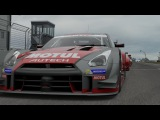 Forza Motorsport 7 on Xbox One X - 2015 Nissan GT-R on Nurburgring (4K 60fps)