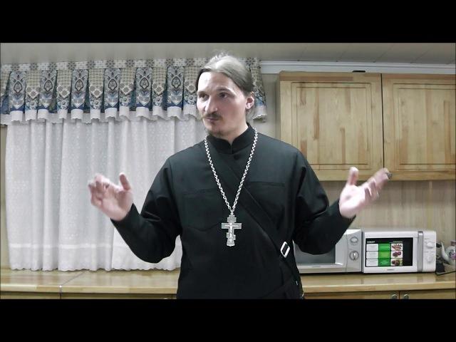 Духовная встреча с иеромонахом Анатолием из Печор: вопросы-ответы (часть 2)