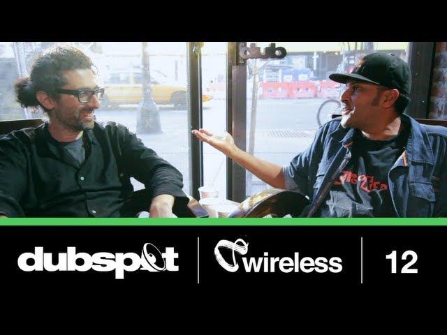 Skiz Fernando (Spectre / WordSound) @ Dubspot - Talks Influences, Dub, Hip Hop