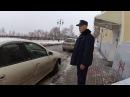 Рейд по захваченным городским парковкам