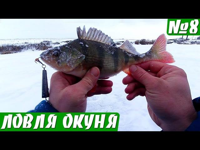 Рыбалка в перемену погоды. Ловля окуня на блесну