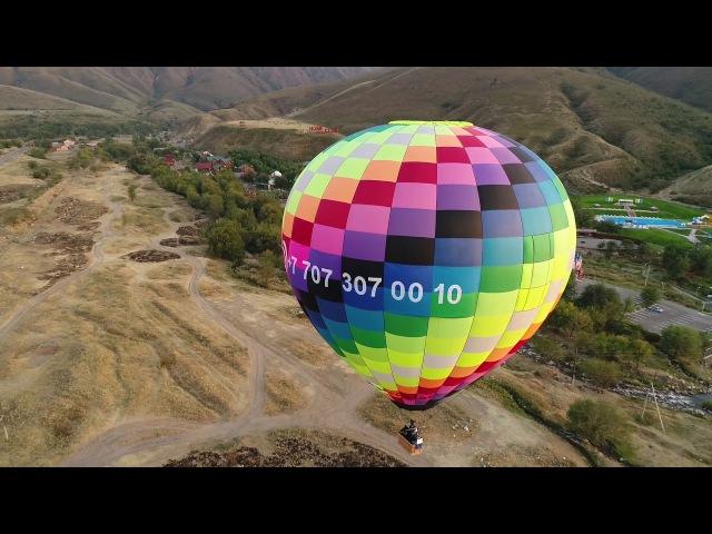Семейный полет на воздушном шаре Smile. 13-09-2017