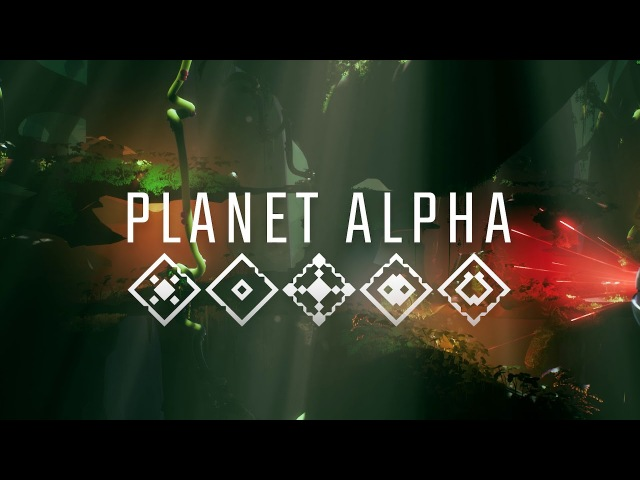 PLANET ALPHA - Announcement Trailer (PC, Nintendo Switch, PlayStation 4 Xbox One)