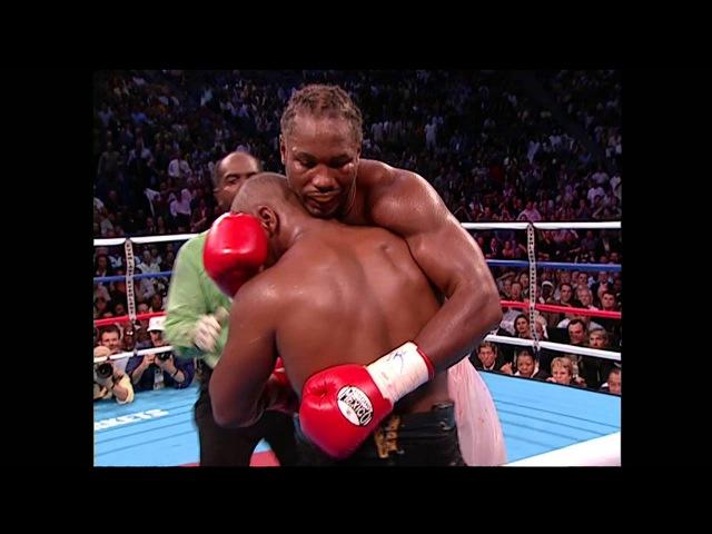 Lennox Lewis vs. Mike Tyson Highlights - June 8, 2002 (HBO Boxing)